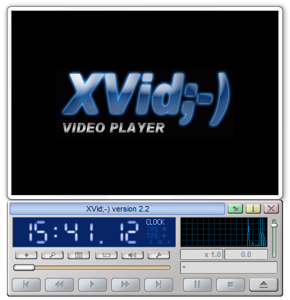 XviD Screenshot
