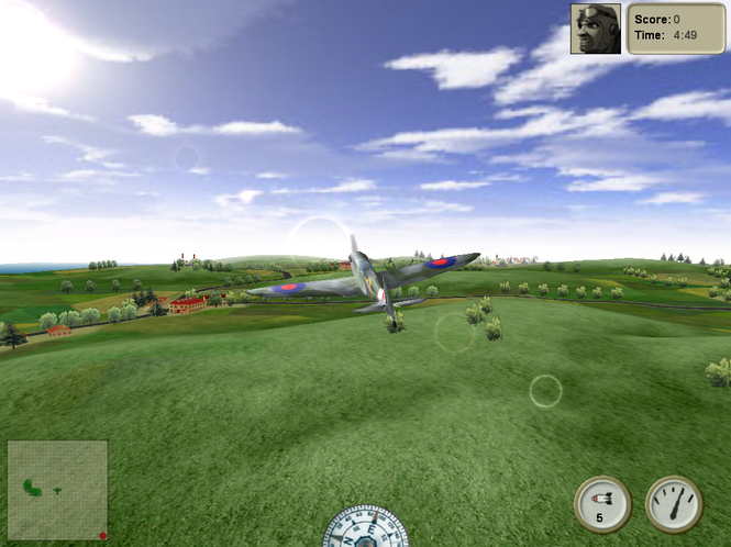 Air Guard Screenshot