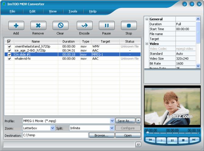 ImTOO 3GP Video Converter 5.1.20 + ключ - Главная. как открыть scr файлы