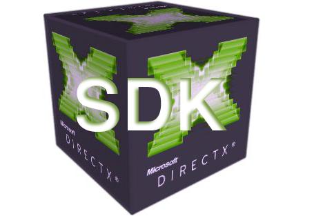 DirectX 9 SDK Screenshot