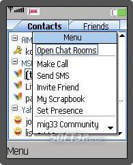 mig33 Screenshot