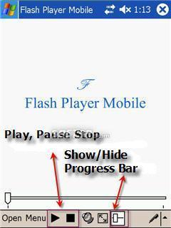 Flash Player Mobile Screenshot 3