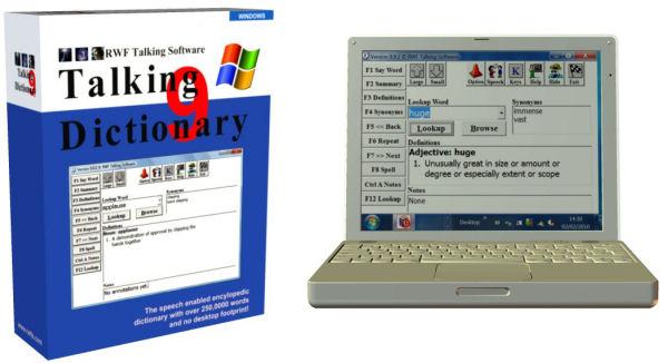 Talking Dictionary Screenshot
