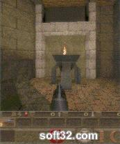 Quake I port for Nokia Series 60 Screenshot