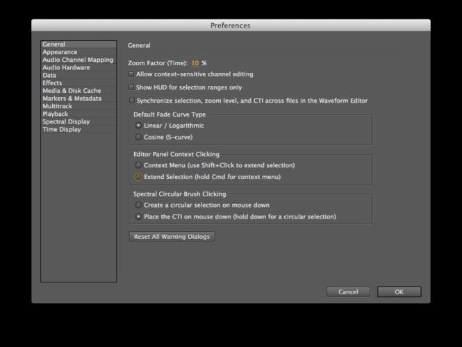 Adobe Audition Screenshot 4