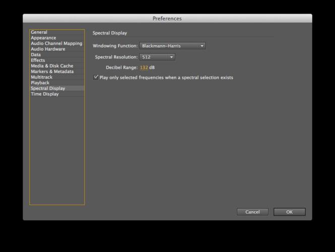 Adobe Audition Screenshot 5