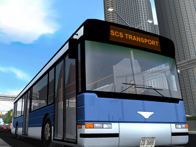 Bus Driver Screenshot