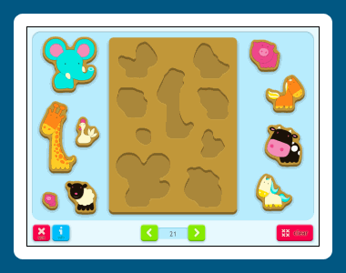 Puzzles Screenshot