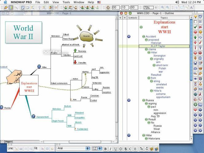 Download ConceptDraw MINDMAP Professional Mac 6.2. New. Sign Up.