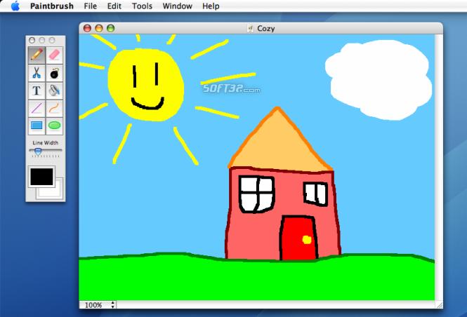 Paintbrush Screenshot