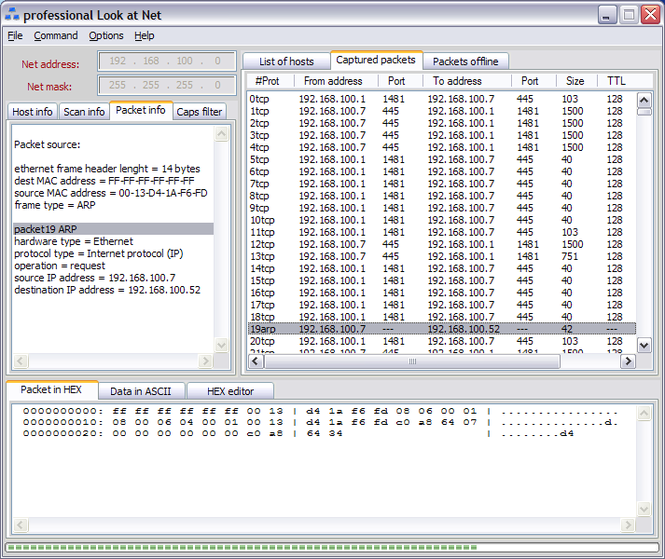 NetLook 2.3. Просмотров: 105 Добавил: The_Programmer Дата.