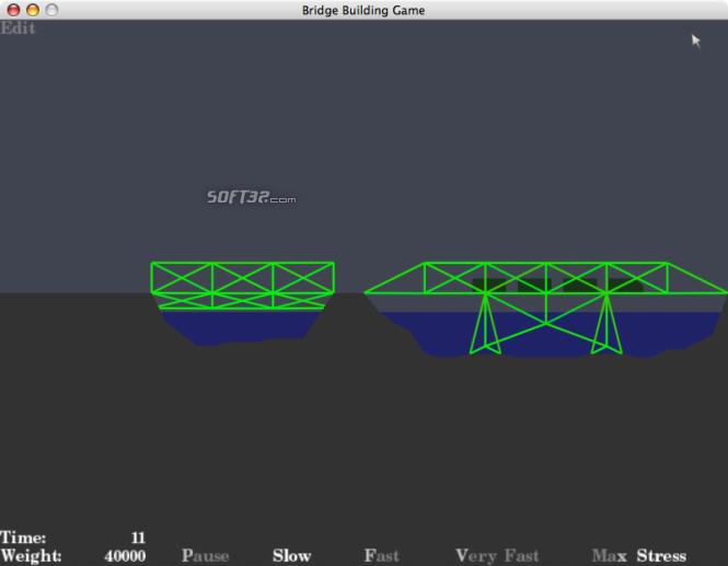 free bridge builder