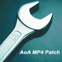 AoA MP4 Patch Screenshot