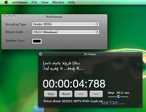Srt Viewer Screenshot