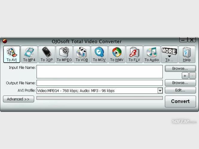 Ojosoft total video converter - скачать бесплатно последнюю версию, без. ис