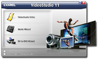 Ulead Video Studio Plus Screenshot