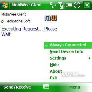 Mobiwee Screenshot