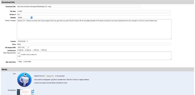 MacKeeper Screenshot 15