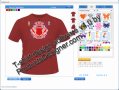 Flash TShirt Design Software 3