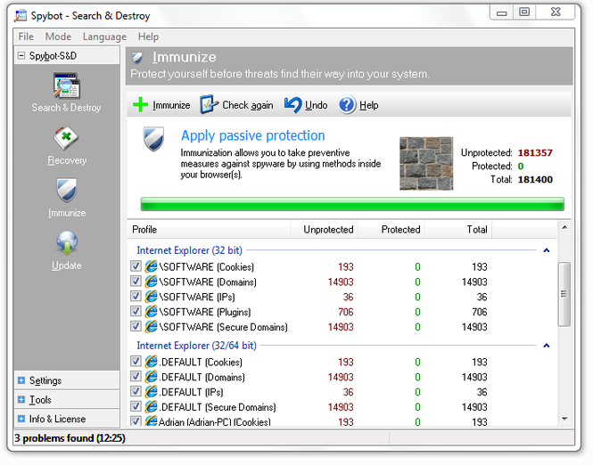 Download Free Spybot Search And Destroy Free Windows 7