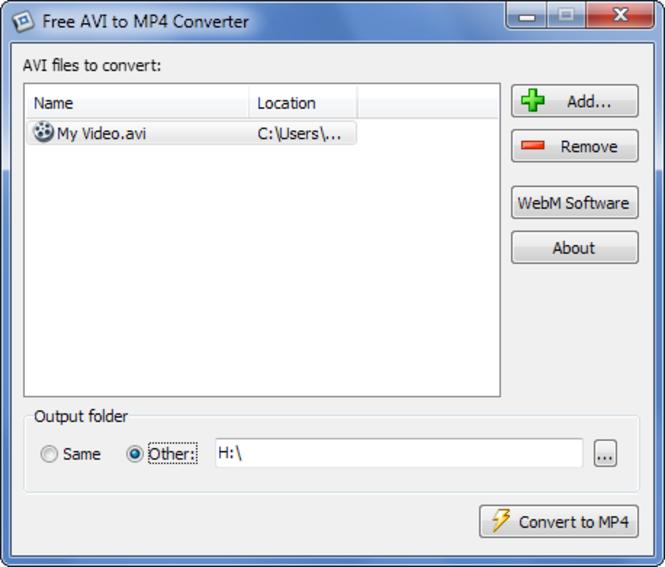 как перекодировать mp4 видео в 3gp
