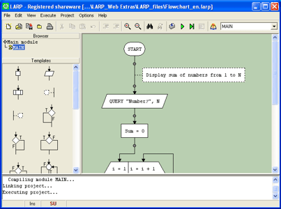 LARP Screenshot