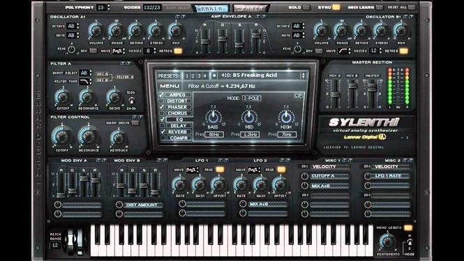 Sylenth1 Screenshot