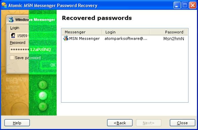 Утилиты Управление файлами и дисками Abcom PDF Password Cracker.