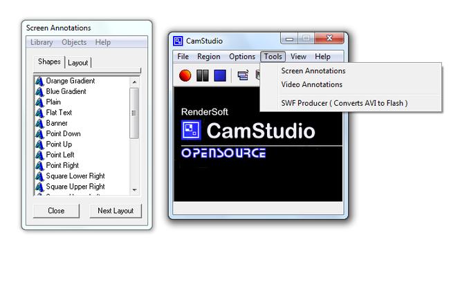 WatFile.com Download Free Download CamStudio 2 7
