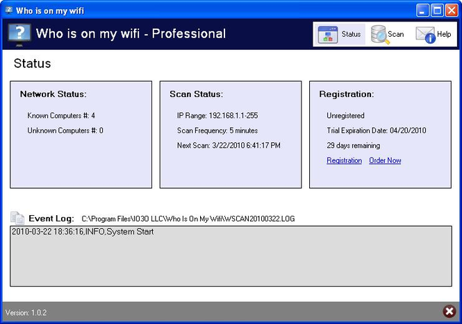 Wifi 2.1.6 الوايرلس,2013 screenshot_status.pn