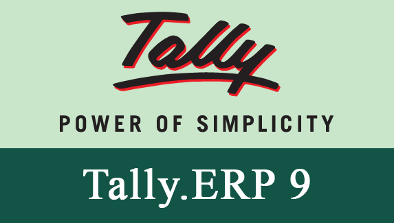 Tally.ERP 9 Screenshot