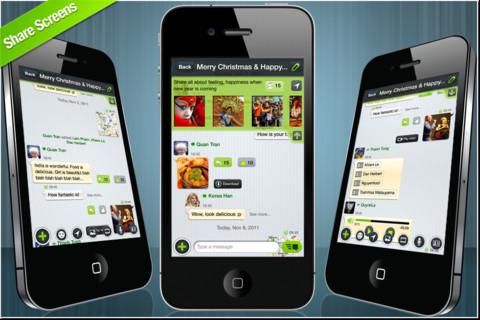 Mobion Share Screenshot