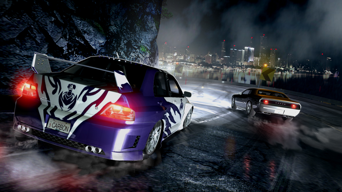 Need for Speed Carbon Screenshot