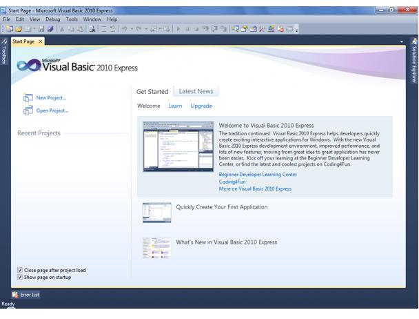 Visual Basic Screenshot 4