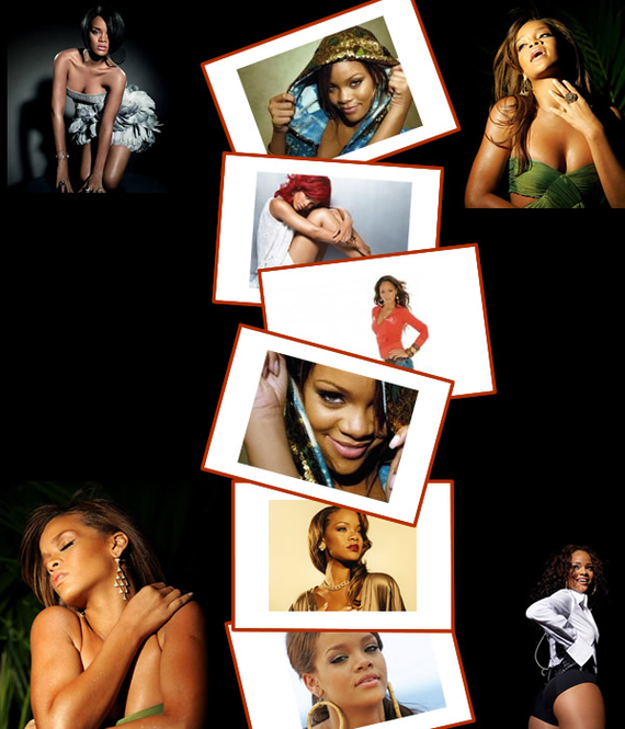 Rihanna Pack: Wallpapers, Slideshow & Screensaver Screenshot