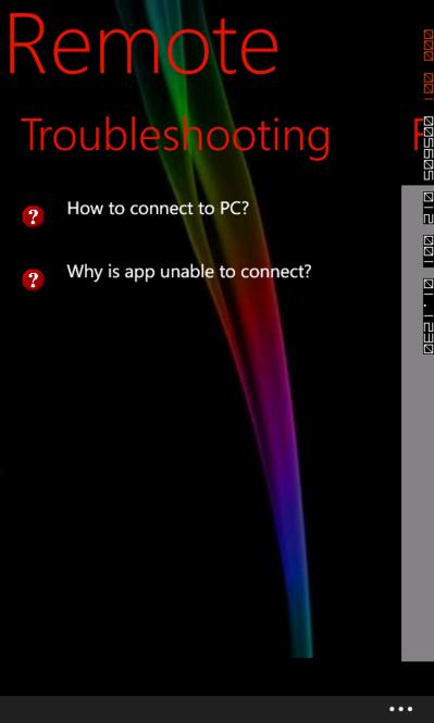 PC Remote Server Screenshot 3