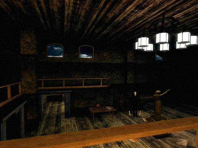 Slenderman Mansion Screenshot