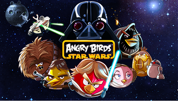 Angry Birds Star Wars Screenshot