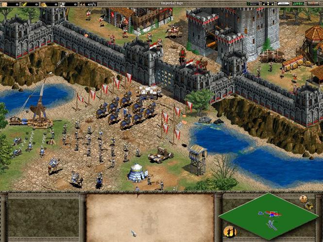 Cкриншот из игры Эпоха империй 2 / Age of Empires II: The Age of Kings -