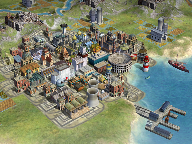 Патч, русификатор, noDVD Sid Meier's Civilization 4: Beyond the Sword