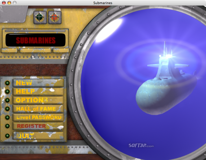 Submarines for Mac Screenshot 3