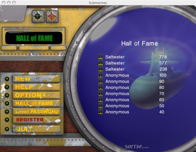 Submarines for Mac Screenshot 5