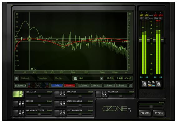Ozone Screenshot