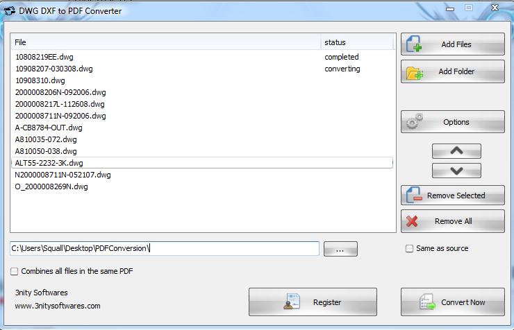Как сделать dwg в pdf