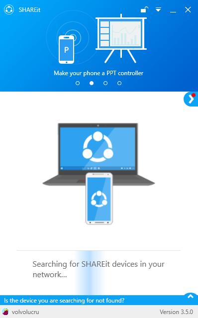 SHAREit Screenshot
