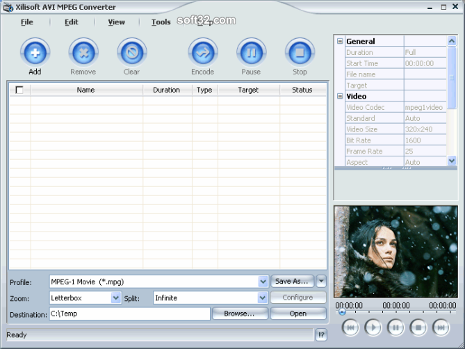 GizmoSoft.Ru - На главную. Xilisoft 3GP Video Converter 5.1.26.0925. Скач