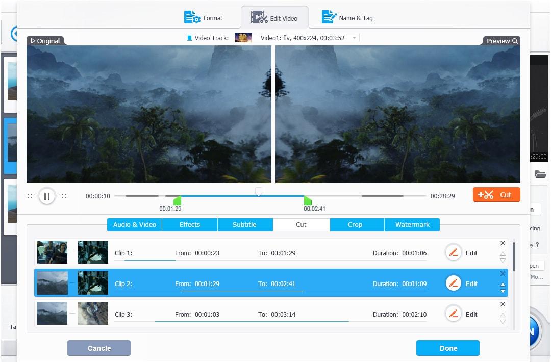 VideoProc for Mac Screenshot