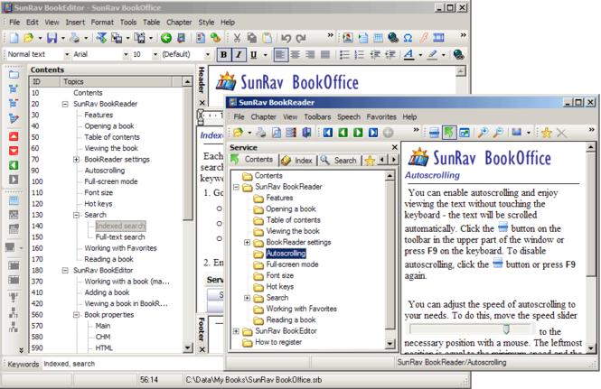 SunRav BookOffice 3.7. Посмотреть полную информацию.
