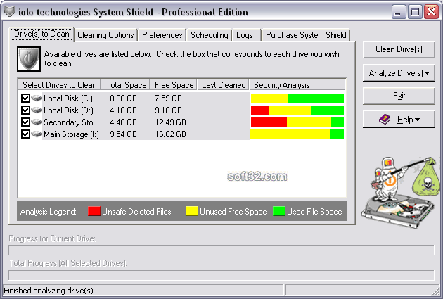 System Shield Screenshot 2