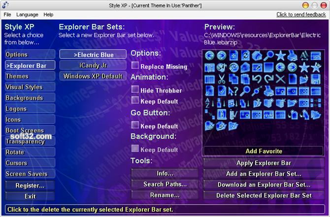 Style XP Screenshot 2